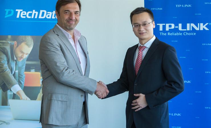 Tech Data łączy siły z TP-LINK
