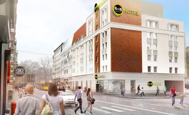 Sieć hoteli B&B szuka terenów pod kolejne inwestycje