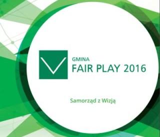 Gmina Fair Play 2016
