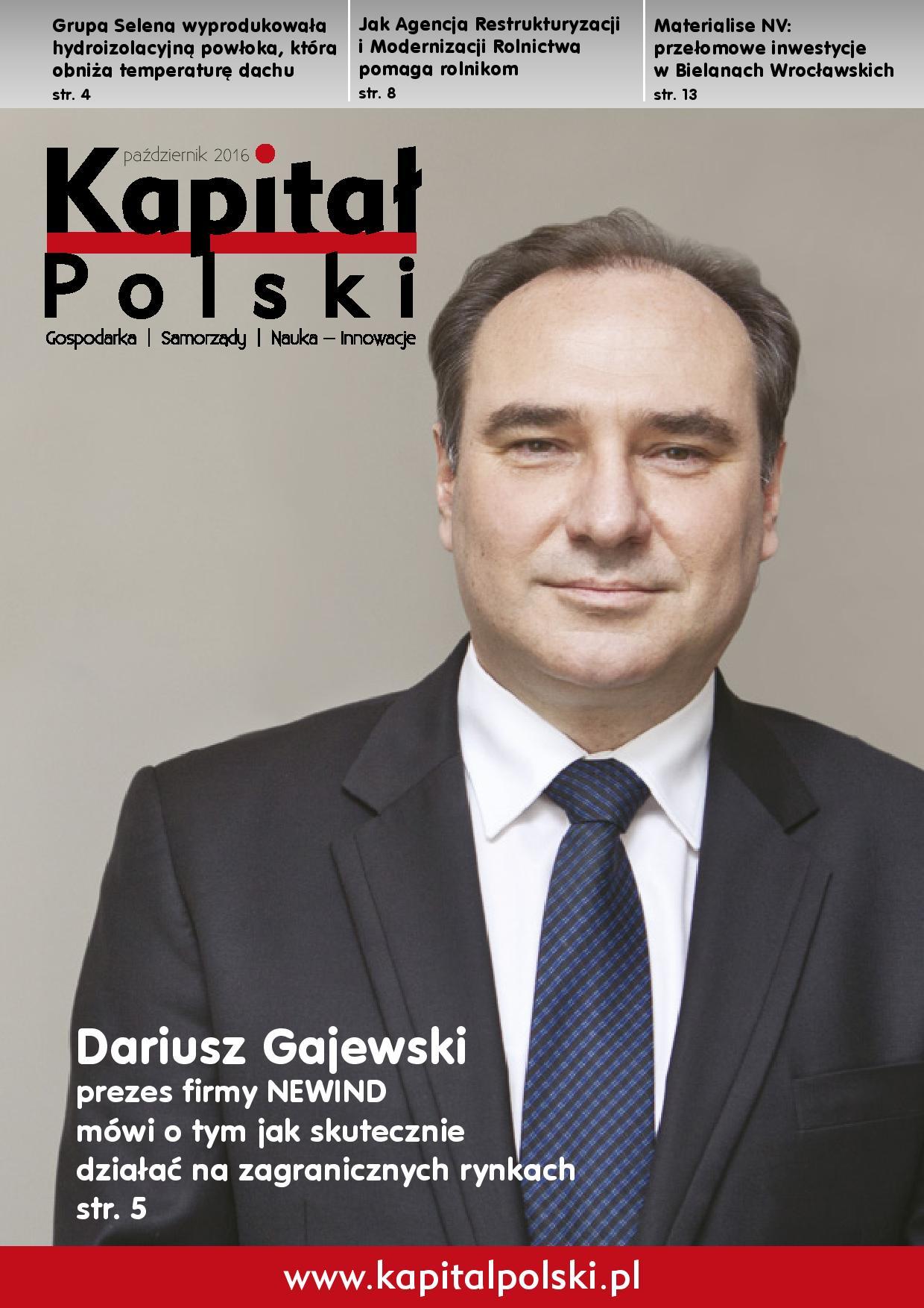 Kapitał Polski