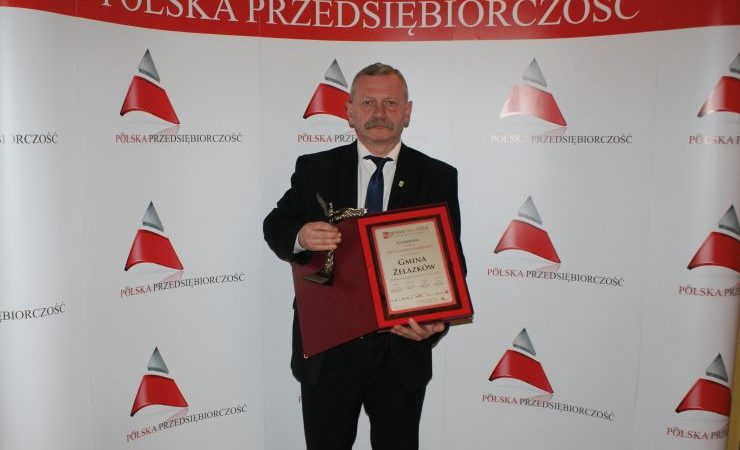 Gmina Żelazków wśród najlepszych samorządów w Polsce