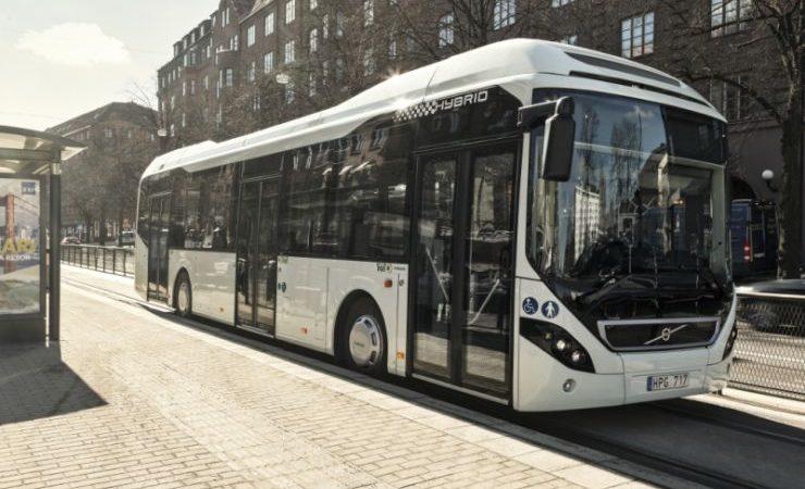 Autobusy hybrydowe Volvo trafią do Krosna