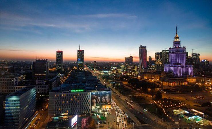 Ruszają prace przygotowawcze dla dużej obwodnicy Warszawy
