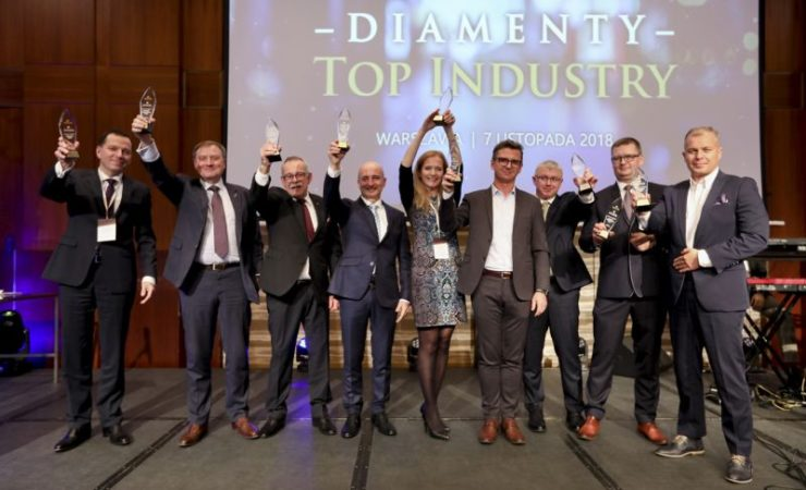 Diamenty Top Industry – rozdane