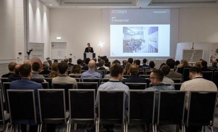 Ogólnopolski kongres ITCorner Summit 2019