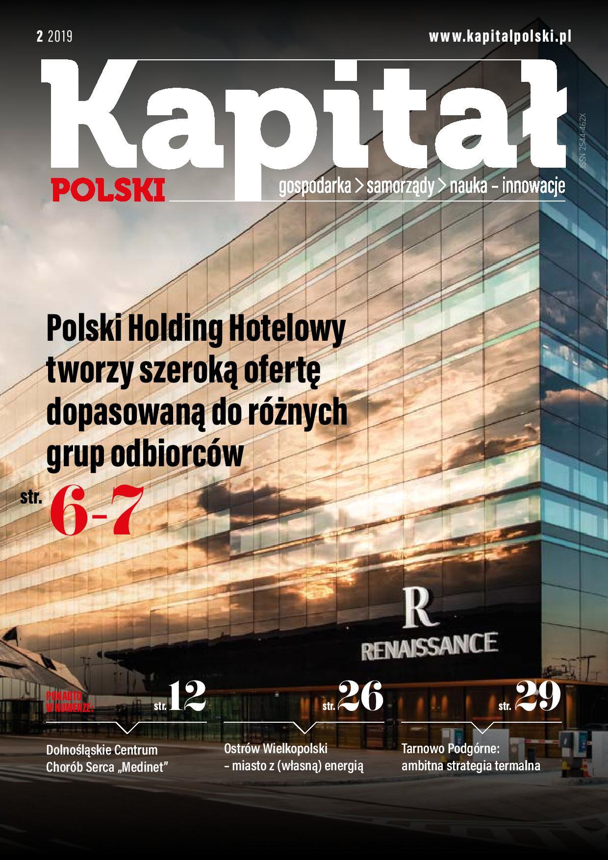 Kapitał Polski wrzesień 2018