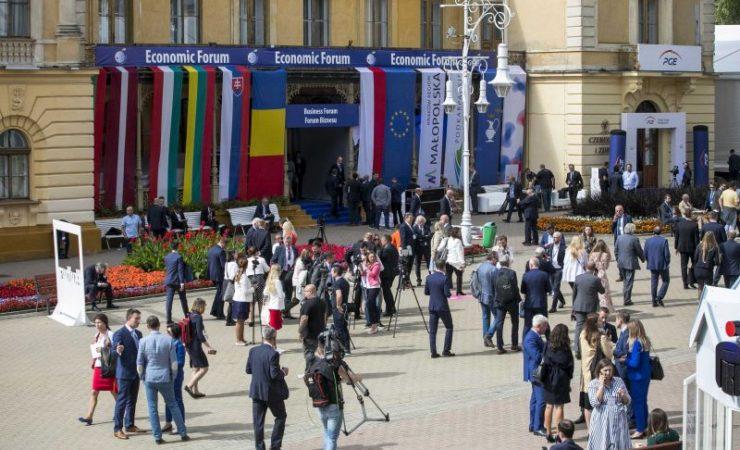 XXIX Forum Ekonomiczne w Krynicy – wielka debata o przyszłości Europy