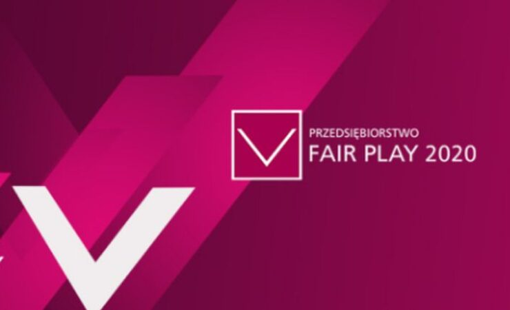 """""""Przedsiębiorstwo Fair Play"""" 2020"""