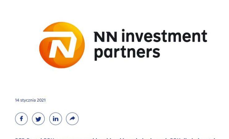 Bezpłatne webinaria PPK dla budżetówki – cykl z NN Investment Partners TFI