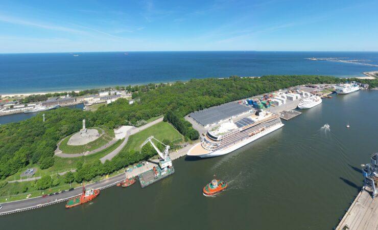 Port Gdański szuka inwestora dla swojej spółki Port Gdański Eksploatacja S.A.