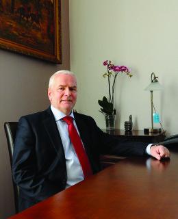 Marek Ziętek, rektor Uniwersytetu Medycznego we Wrocławiu,