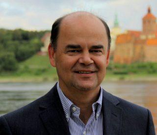 Jacek Janiszewski,, przewodniczący Rady Programowej Welconomy Forum in Toruń