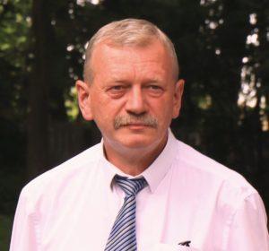 Sylwiusz Jakubowski, wójt gminy Żelazków