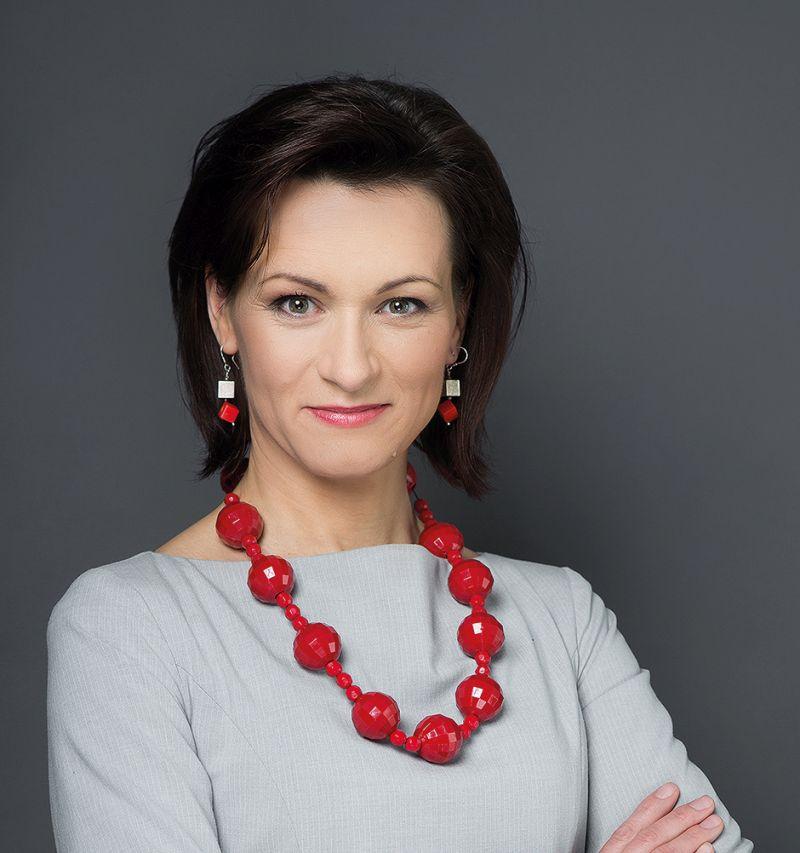 Monika Constant, dyrektor Francusko-Polskiej Izby Gospodarczej