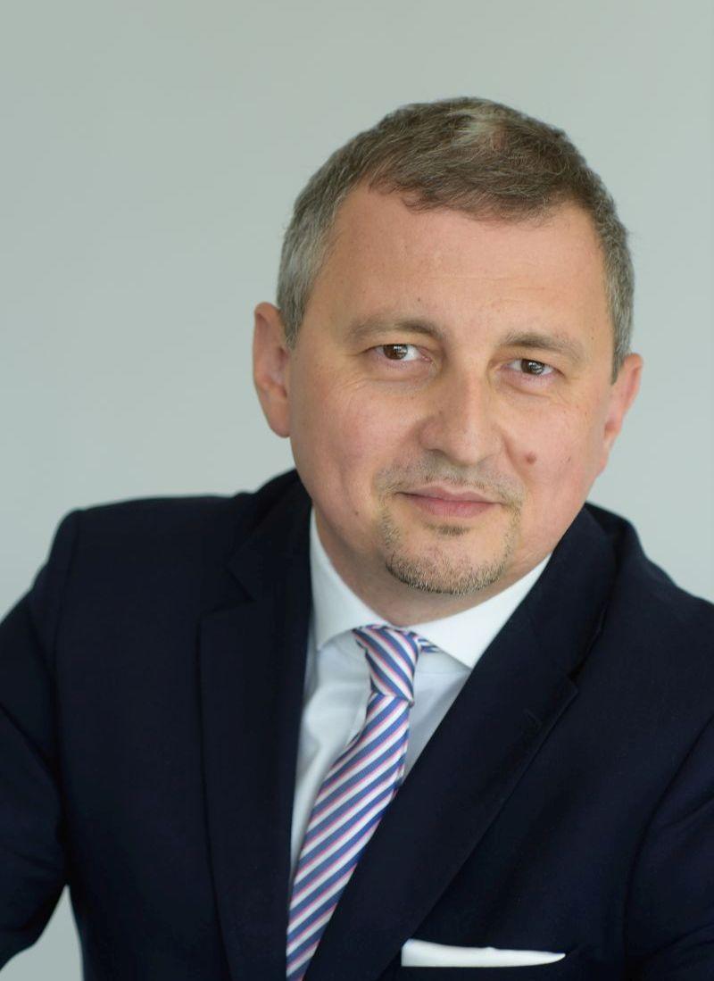 Tomasz Dąbrowski, członek zarządu Banku Pocztowego
