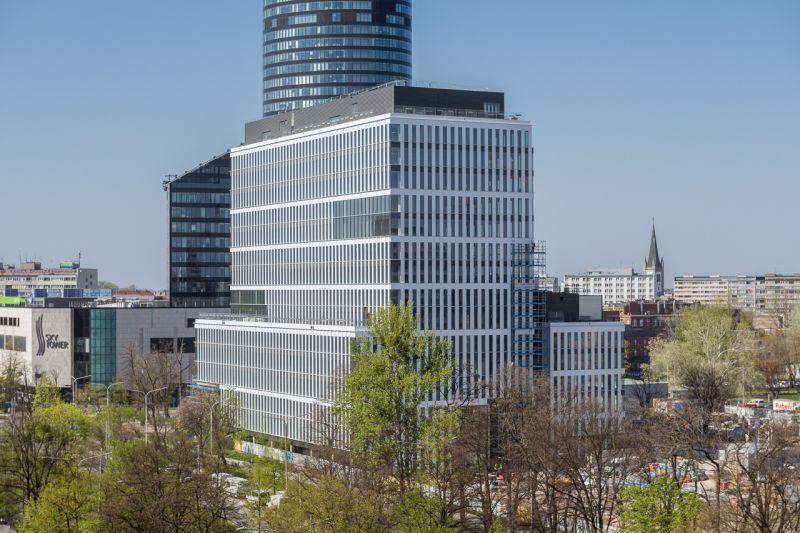 Centrum-Południe Skanska Wrocław April-2020
