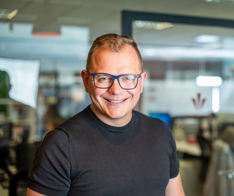 Dawid Zieliński, prezes Columbus Energy