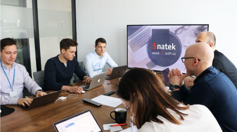 Francuscy klienci NATKA są najbardziej skłonni do outsourcowania do regionu CEE usług w zakresie rozwoju oprogramowania, obsługi klienta i usług integracji procesów i systemów IT