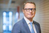 Frederic Faroche, prezes zarządu i dyrektor generalny Grupy Veolia w Polsce
