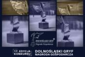 Dolnośląski gryf 17 edycja konkursu grafika