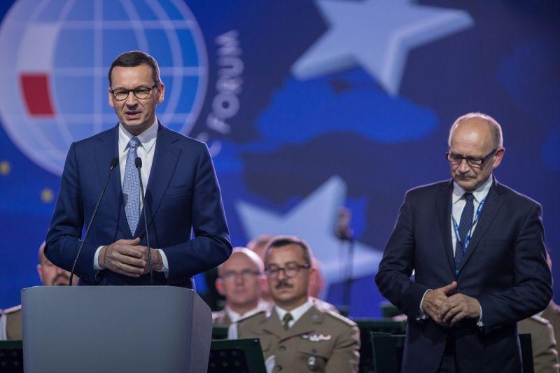 Forum Ekonomiczne, premier RP Mateusz Morawiecki