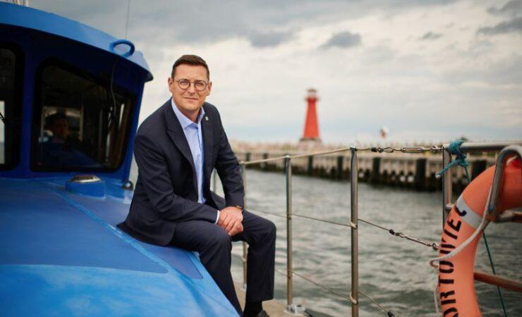 Port Gdańsk pierwszym wyborem dla polskich eksporterów