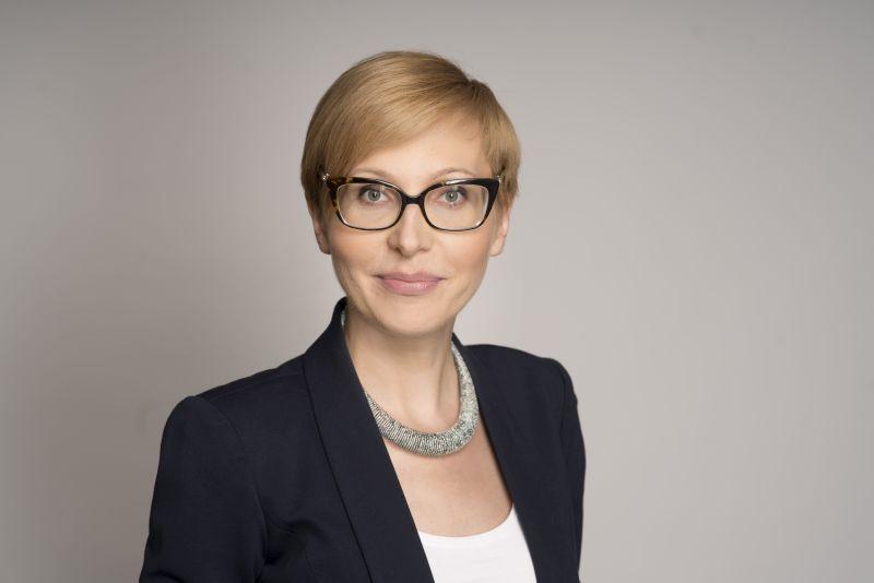 Agnieszka Sygitowicz,  wiceprezes Łódzkiej Specjalnej Strefy Ekonomicznej
