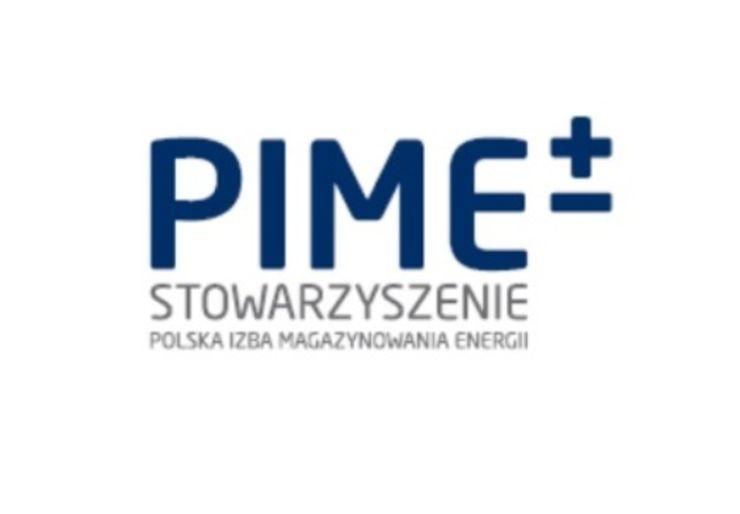 PIME - Stowarzyszenie Polska Izba Magazynowania Energii logo