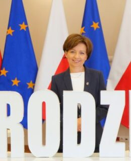 Marlena Maląg minister rodziny, pracy i polityki społeczne