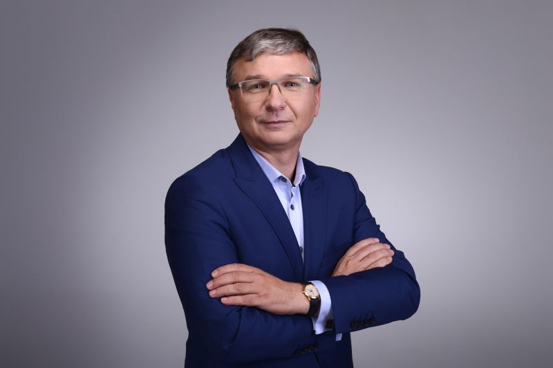 Piotr Wojciechowski, prezes GRUPY WB