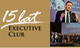 Executive club baner