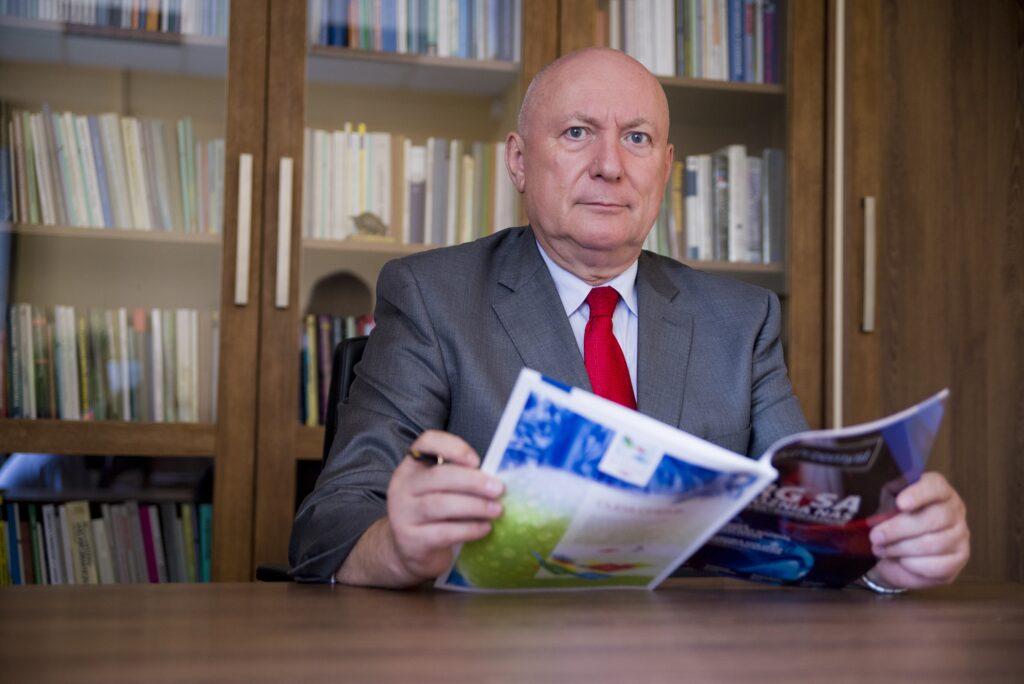 prof. Marian Noga z Wyższej Szkoły Bankowej we Wrocławiu, były członek Rady Polityki Pieniężnej