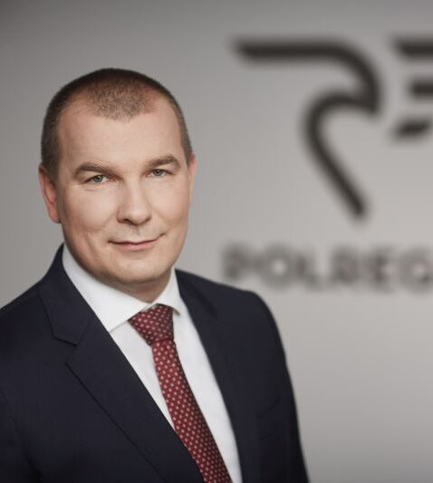 Artur Martyniuk - Prezes POLREGIO