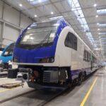 Pierwszy nowy pociąg FLIRT dla PKP Intercity