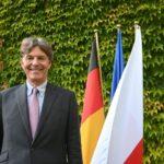 Dr Arndt Freytag von Loringhoven, ambasador Niemiec w Polsce