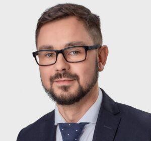 Jarosław Kamiński, adwokat, Associate Partner, leaderpraktyki M&A w warszawskim oddziale Rödl & Partner