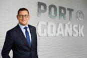Łukasz Greinke, Prezes Zarządu Morskiego Portu Gdańsk S.A