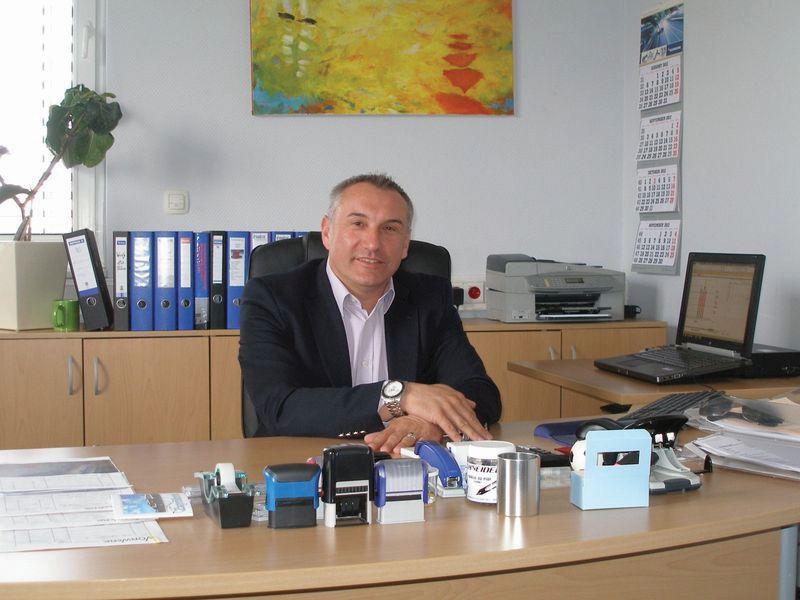 Eugen Kostewicz, dyrektor Eldisy Polska