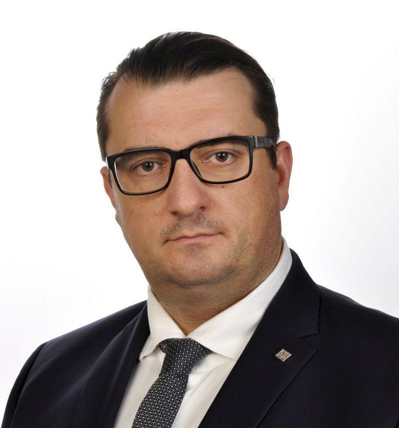 Maciej Stopniak dyrektor ROHDE & SCHWARZ Österreich Representative Office Warsaw