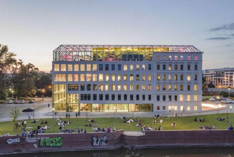 """Concordia Design Wrocław, """"Building of the Year"""""""