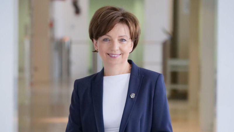 Marlena Maląg, Minister Rodziny iPolityki Społecznej