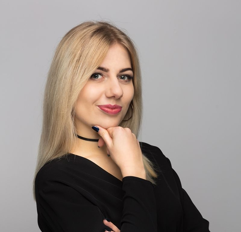 """Natalia Dziurny, kierownik produkcji programu """"Dobre, bo polskie"""""""