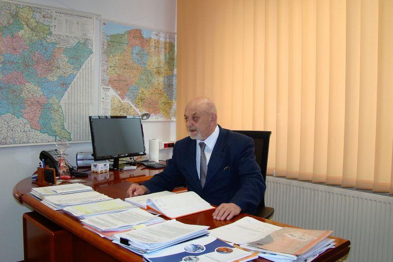 Lesław Bącal, prezes zarządu MPEC Rzeszów