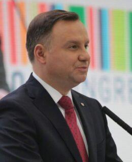Prezydent RP, Andrzej Duda