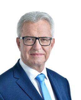 Krzysztof Michałkiewicz, prezes zarządu Państwowego Funduszu Rehabilitacji Osób Niepełnosprawnych