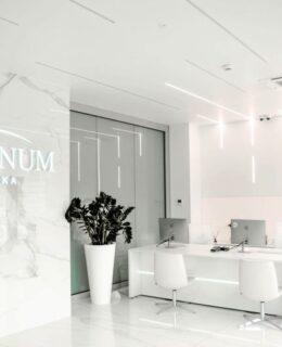 Klinika Platinium na Ołtaszynie we Wrocławiu, recepcja