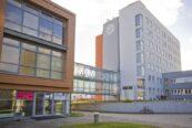 Politechnika Koszalińska budynek uczelnia