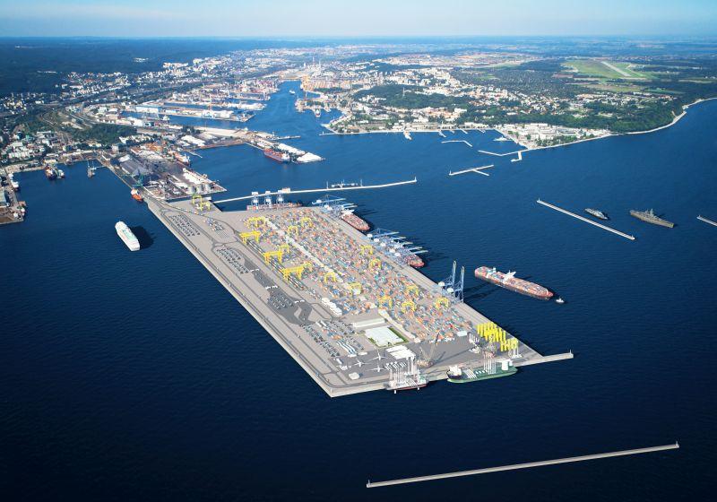 Port Zewnętrzny w Porcie Gdynia