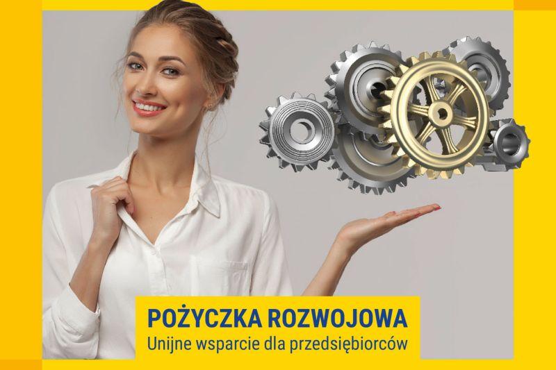pożyczka rozwojowa unijne wsparcie przedsiębiorców