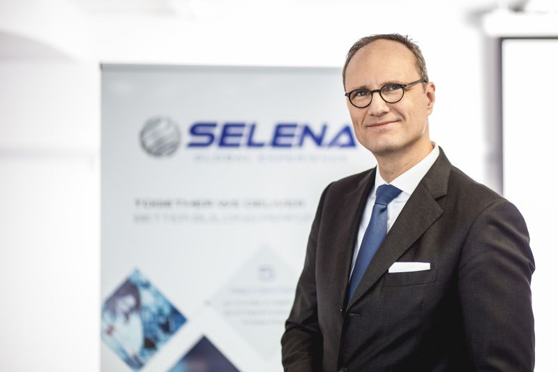 Christian Doelle, wiceprezes ds marketingu i strategii Grupa Selena